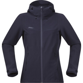 Bergans Ramberg Chaqueta Softshell Mujer, dark navy/night blue